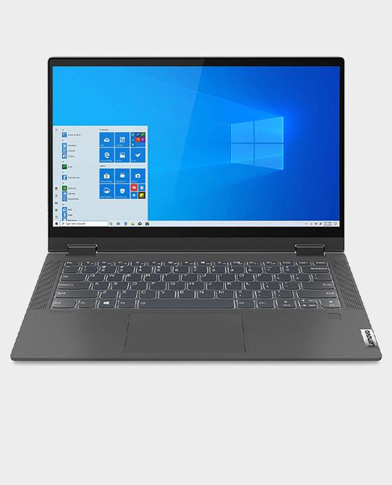 Lenovo IdeaPad Flex 5 14ITL05 82HS008PAX Intel Core i5-1135G7 16GB RAM 512GB SSD 2GB MX450 Graphics 14 Inch FHD Pen Fingerprint Backlit Keyboard Windows 10 Grey in Qatar