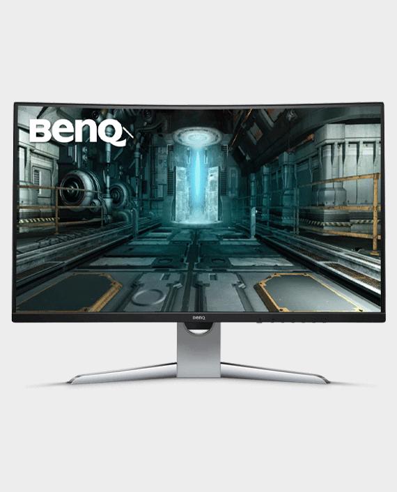 BenQ EX3203R 32 inch 1440p Curved Monitor in Qatar