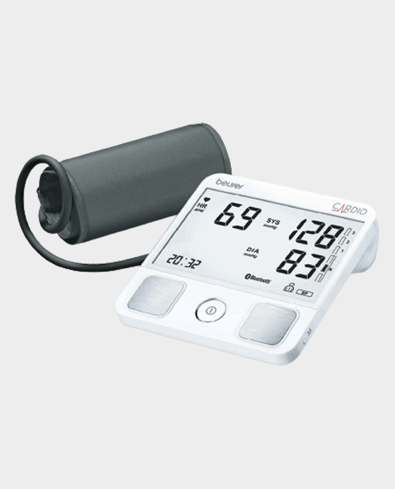 Beurer BM 93 Blood Pressure Monitor with ECG Function in Qatar