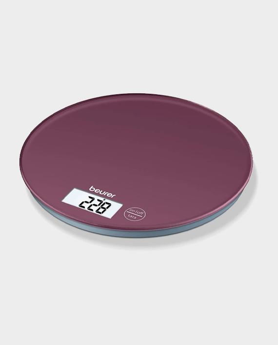 Beurer KS 28 Kitchen Scale Berry in Qatar