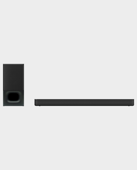 Sony HT-S350 Soundbar with Wireless Subwoofer 2.1 Channel in Qatar