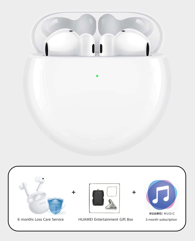 Huawei FreeBuds 4 Ceramic White