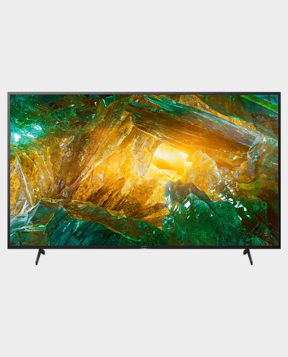 Sony KD49X8000H 4K Ultra HD Smart LED TV 49 inch in Qatar