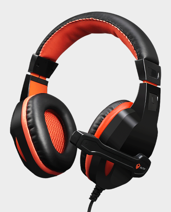 Meetion MT-HP010 Noise-Canceling Wired Gaming Headset with Mic in Qatar