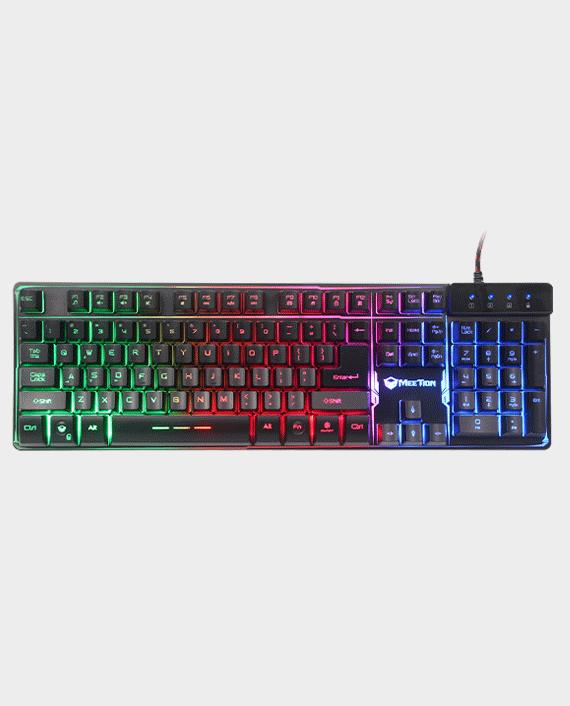 Meetion MT-K9300 Colorful Rainbow Backlit Gaming Keyboard in Qatar