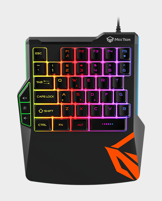 Meetion MT-KB015 Left One-Handed Gaming Keyboard in Qatar