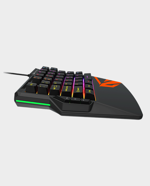 Meetion MT-KB015 Left One-Handed Gaming Keyboard