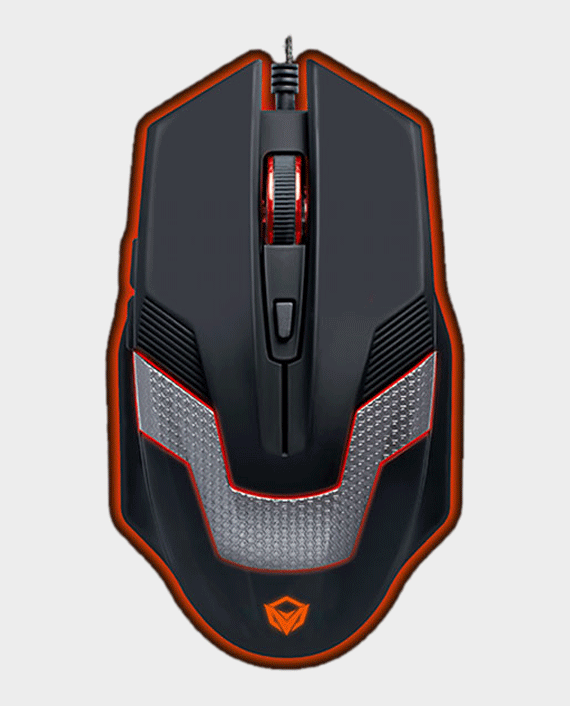 Meetion MT-M940 USB Corded Backlit Gaming Mouse in Qatar