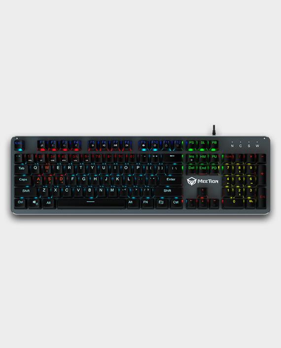Meetion MT-MK007 RGB Backlit Mechanical Gaming Keyboard in Qatar