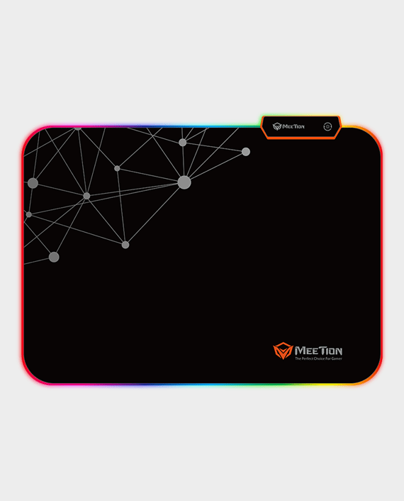 Meetion MT-PD120 Backlight Gaming Mouse Pad in Qatar