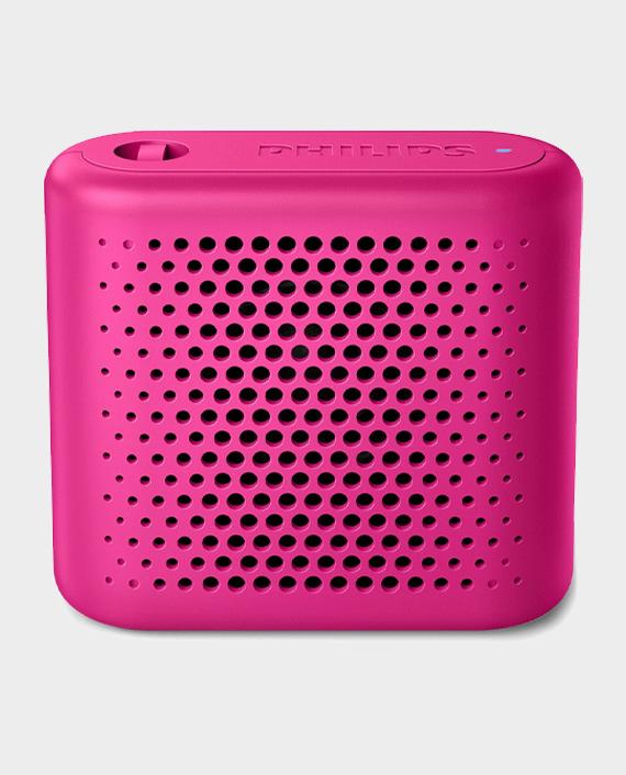 Philips BT55P/00 Portable Bluetooth Speaker Pink in Qatar