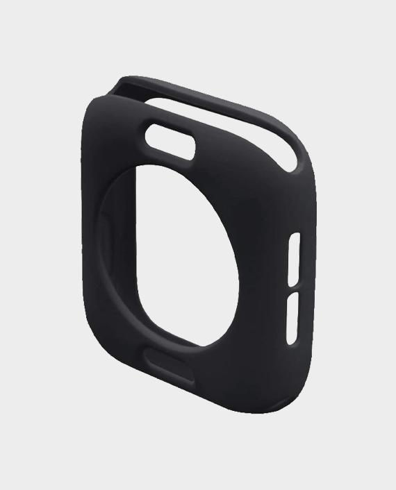 Green GNSTYGW44BK Stylin Guard Pro Case For Apple Watch 44mm