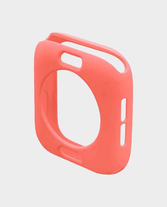 Green GNSTYGW44PK Stylin Guard Pro Case For Apple Watch 44mm Pink