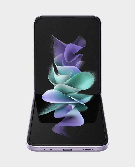 Samsung Galaxy Z Flip 3 5G 8GB 128GB Lavender in Qatar