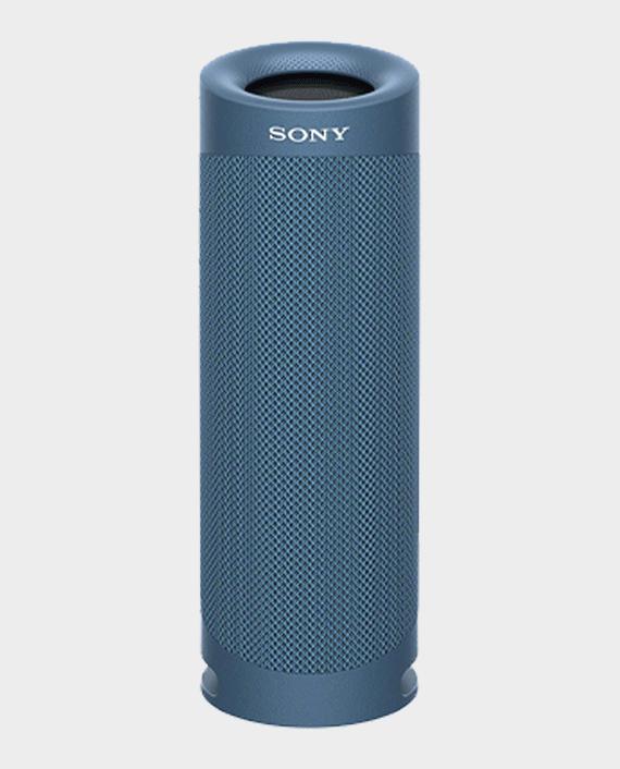 Sony SRS-XB23 Wireless Portable Bluetooth Speaker Blue in Qatar