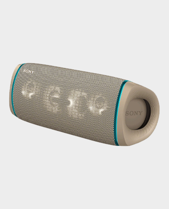 Sony SRS-XB43 Wireless Extra Bass Bluetooth Speaker Beige in Qatar