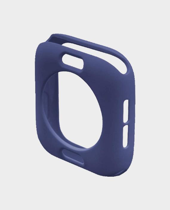 Green GNSTYGW44BL Stylin Guard Pro Case For Apple Watch 44mm Blue
