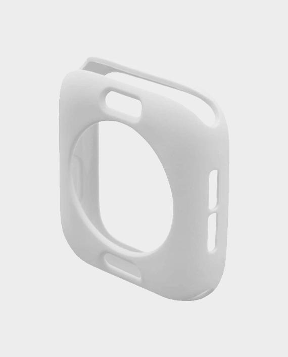 Green GNSTYGW44WH Stylin Guard Pro Case For Apple Watch 44mm
