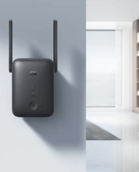 Xiaomi Mi DVB4270GL AC1200 WiFi Range Extender Black