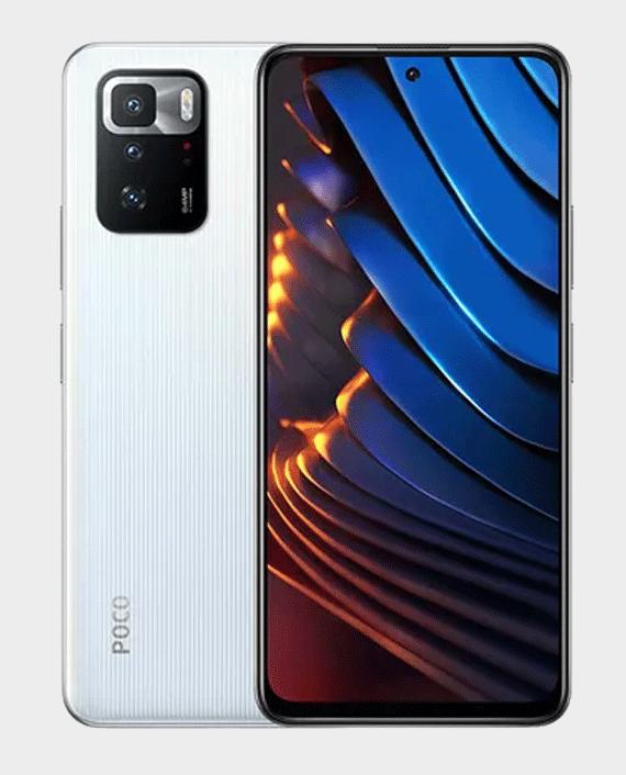 Xiaomi Poco X3 GT 5G 8GB 256GB Cloud White in Qatar