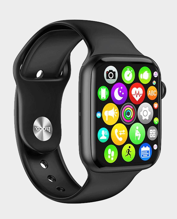 Hoco Y1 Smart Watch Black