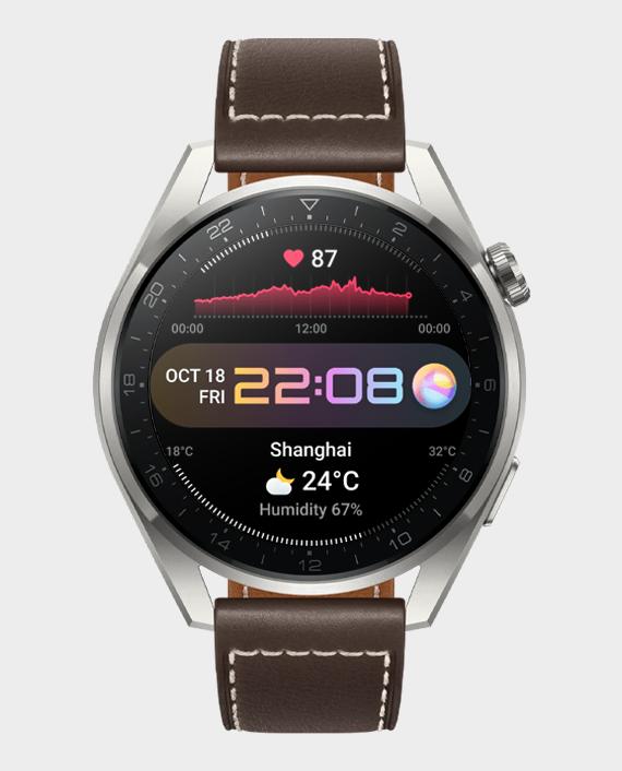 Huawei Watch 3 Pro Classic LTE Titanium Gray
