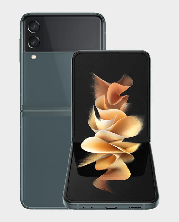 Samsung Galaxy Z Flip 3 5G 8GB 256GB Green in Qatar