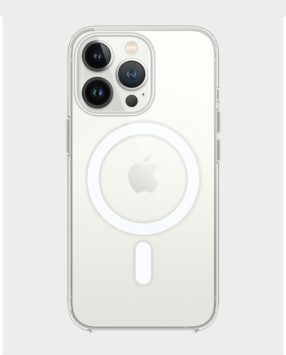 Apple iPhone 13 Pro Clear Case with MagSafe in Qatar