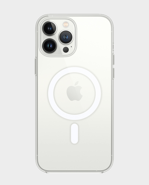 Apple iPhone 13 Pro Max Clear Case with MagSafe in Qatar