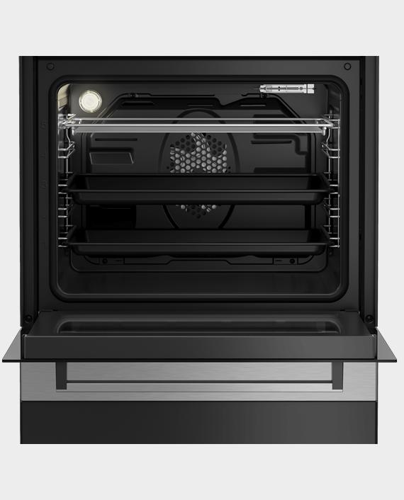 Beko FSM67320GXS Ceramic Cooking Range 60 x 60 cm Stainless Steel