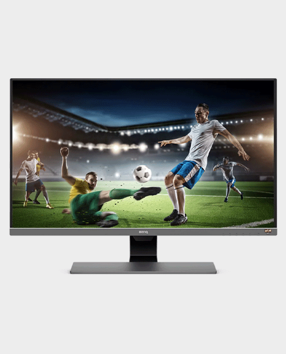 BenQ EW3270U 31.5 inch 4K HDR Entertainment Monitor in Qatar