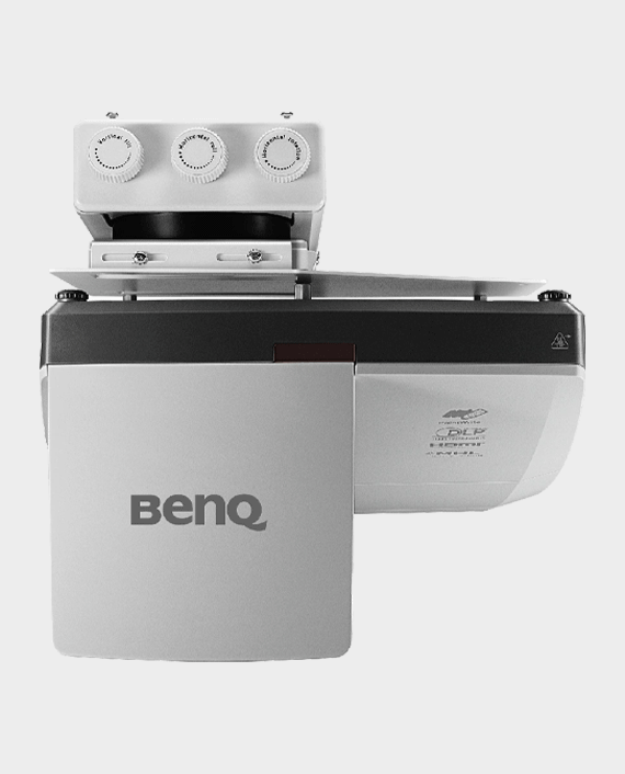 BenQ MW855UST 3500lms ANSI WXGA Interactive Projector with Ultra Short Throw White in Qatar