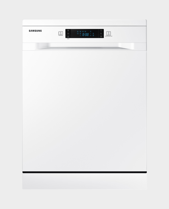 Samsung DW60M5050FW/SG Dishwasher with 13 Place Settings White in Qatar