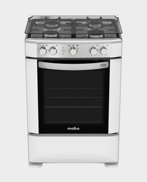 Mabe EMI6030FB Free Standing Gas Cooker Stainless Steel in Qatar