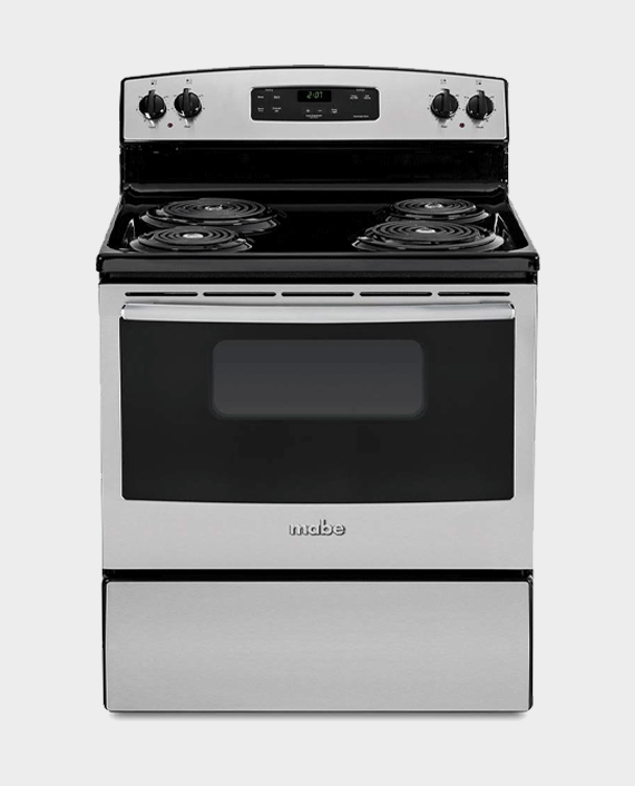 Mabe EML27NXF0 Free Standing Electric Cooker 4 Coil Burners in Qatar