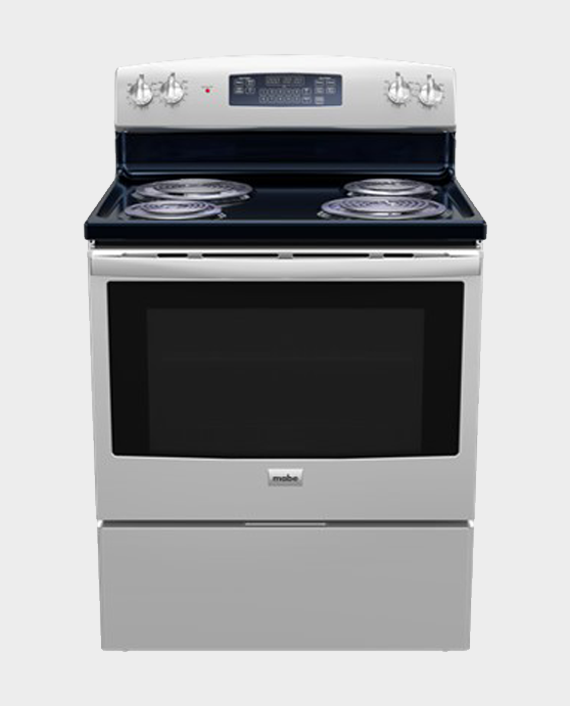 Mabe EML535NXF0 Free Standing Electric Cooker Stainless Steel in Qatar