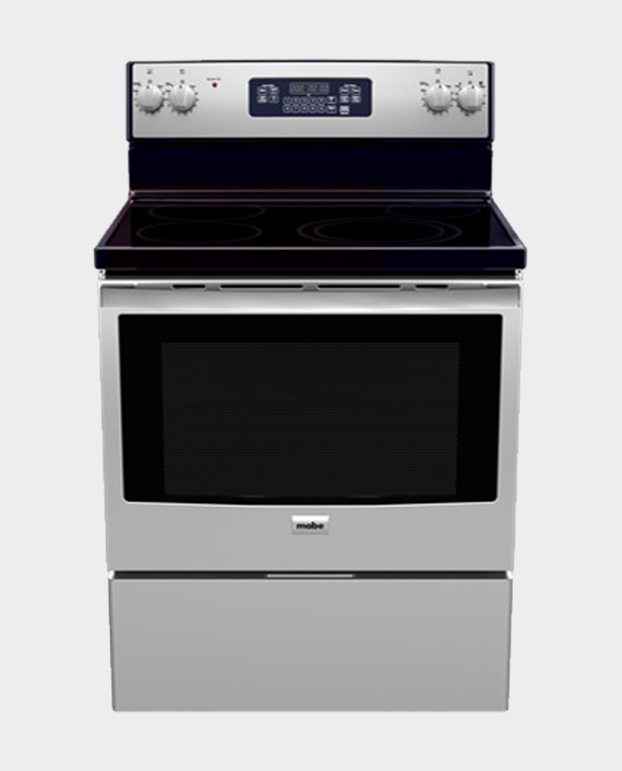 Mabe EML735NXF0 Free Standing Ceramic Cooker Stainless Steel in Qatar