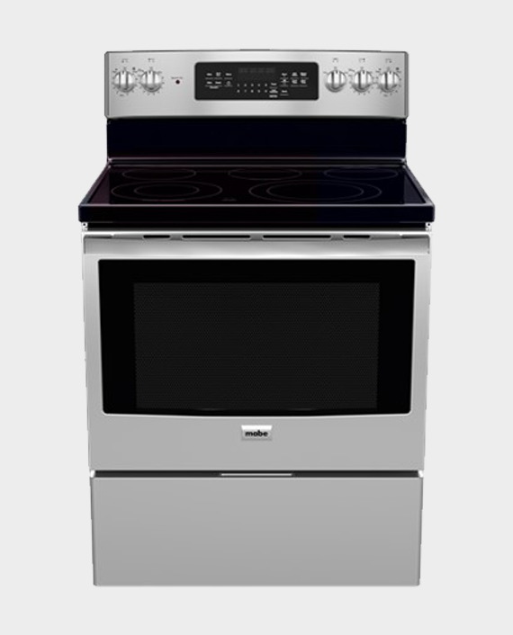 Mabe EML835NXF0 Free Standing Ceramic Cooker Stainless Steel in Qatar