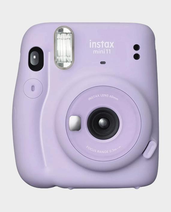 Fujifilm Instax Mini 11 Instant Film Camera Purple in Qatar