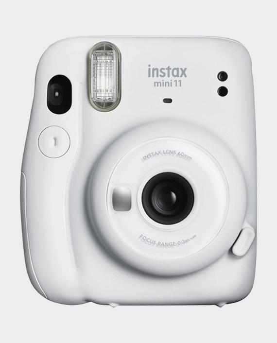 Fujifilm Instax Mini 11 Instant Film Camera White in Qatar