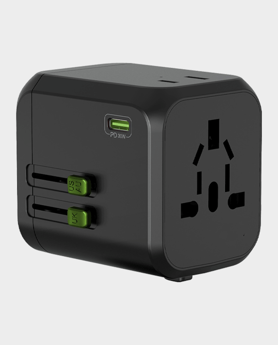 Goui Unique PD Universal Travel Charger 30W in Qatar