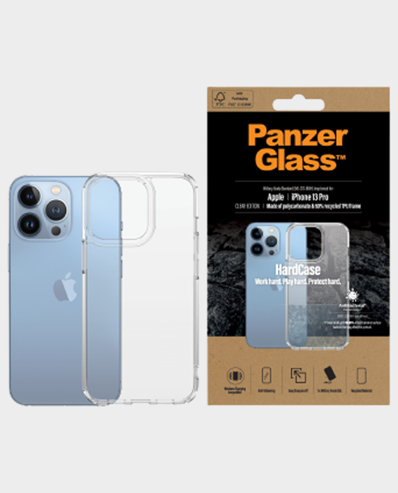 PanzerGlass iPhone 13 Pro Max Hard Case Clear