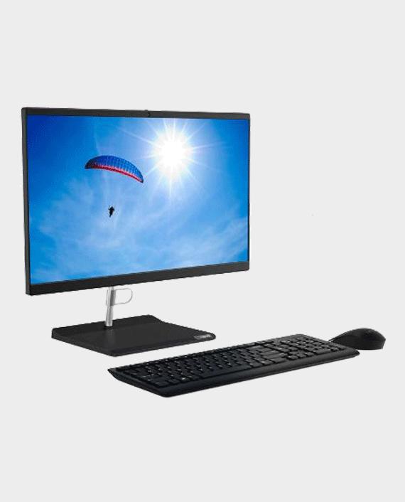 Lenovo V50a-22 AIO 11FN000AAX Intel Core i5-10400t 4GB RAM 1TB HDD 21.5 Inch FHD DOS Black in Qatar