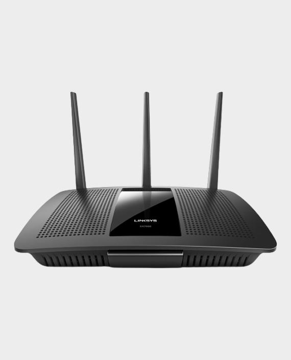 Linksys EA7500-AHv2 Max-Stream AC1900+ MU-MIMO Gigabit Wi-Fi Router in Qatar