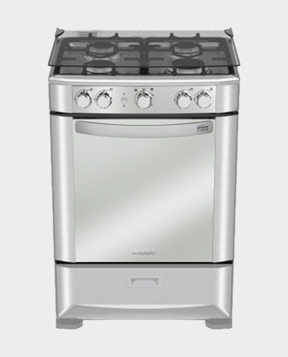 Mabe EMI6070FX0 free standing Gas Cooker 4 Burners in Qatar