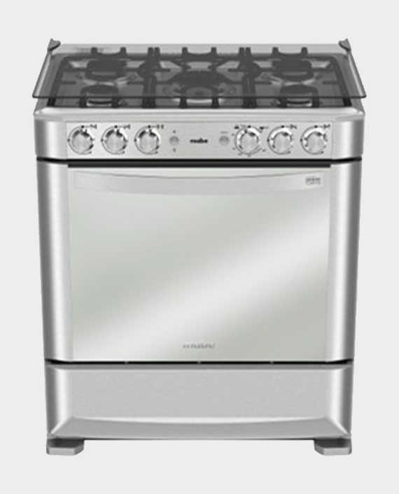 Mabe EMI7640FX free standing Gas Cooker 5 Burners in Qatar
