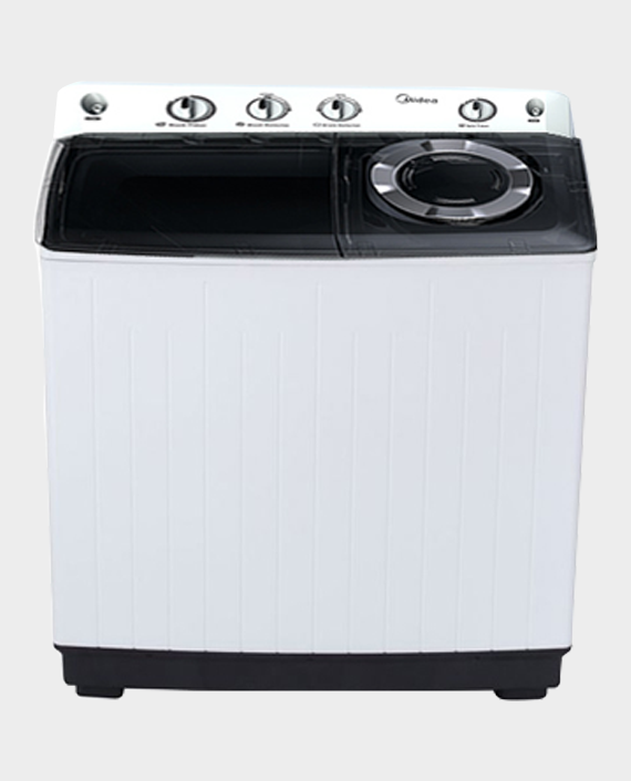 Midea MTE160 Twin Tub Top Load Washing Machine 16Kg in Qatar