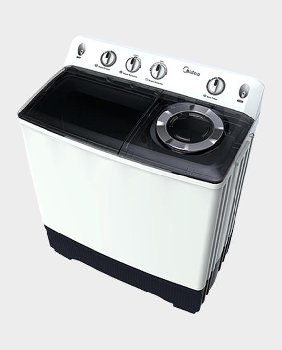 Midea MTE160 Twin Tub Top Load Washing Machine 16Kg
