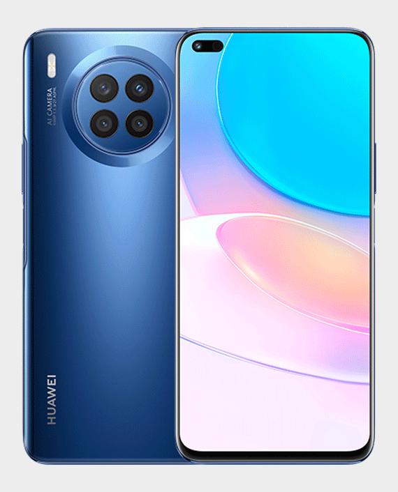 Huawei Nova 8i 8GB 128GB Interstellar Blue in Qatar