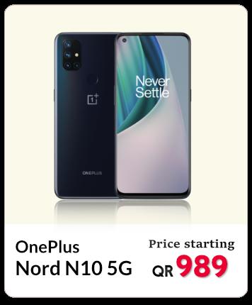 Oneplus Nord N10 in Qatar